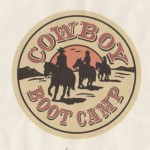 Join us for Cowboy Boot Camp!